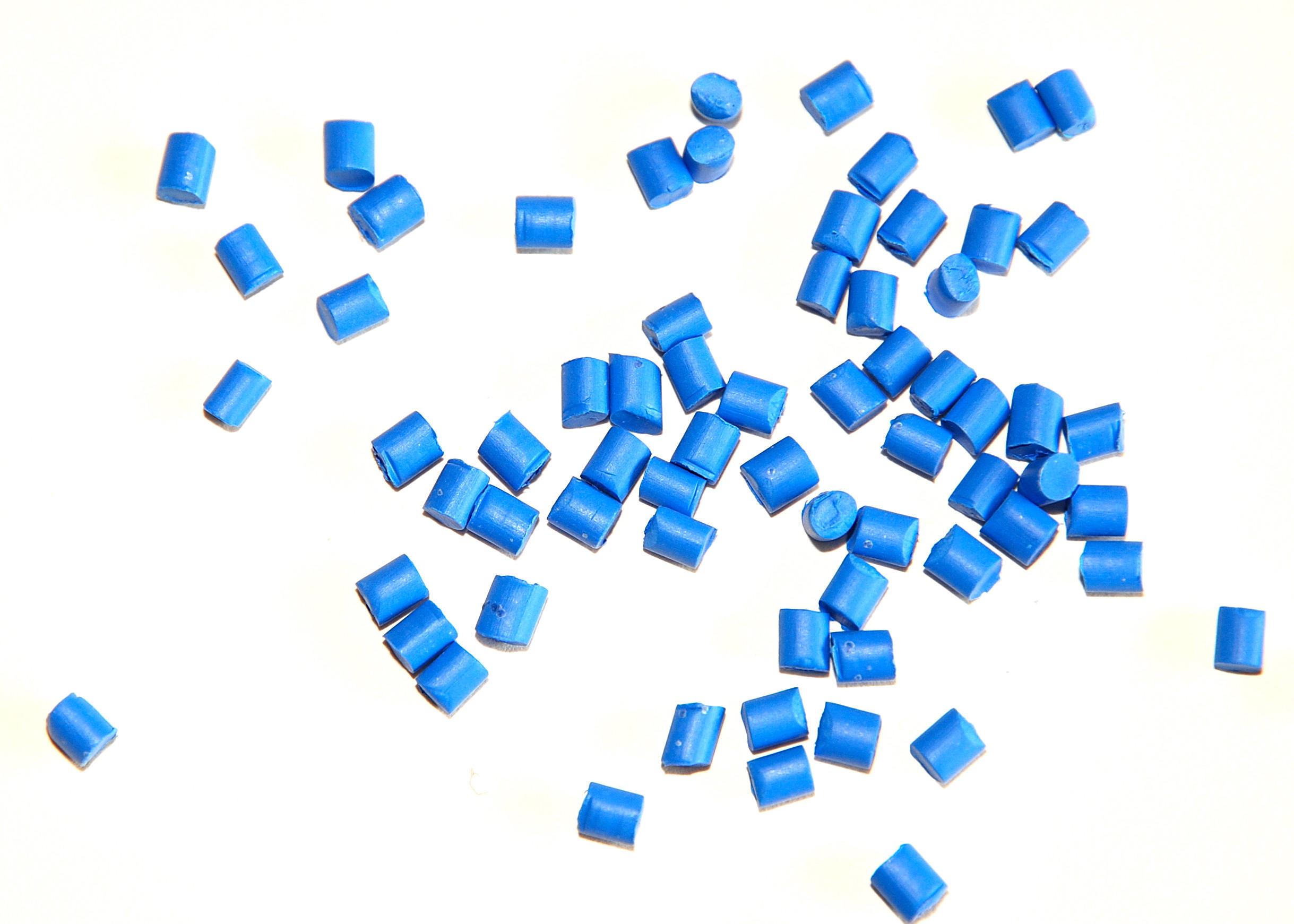 Plastgranulat masterbatch